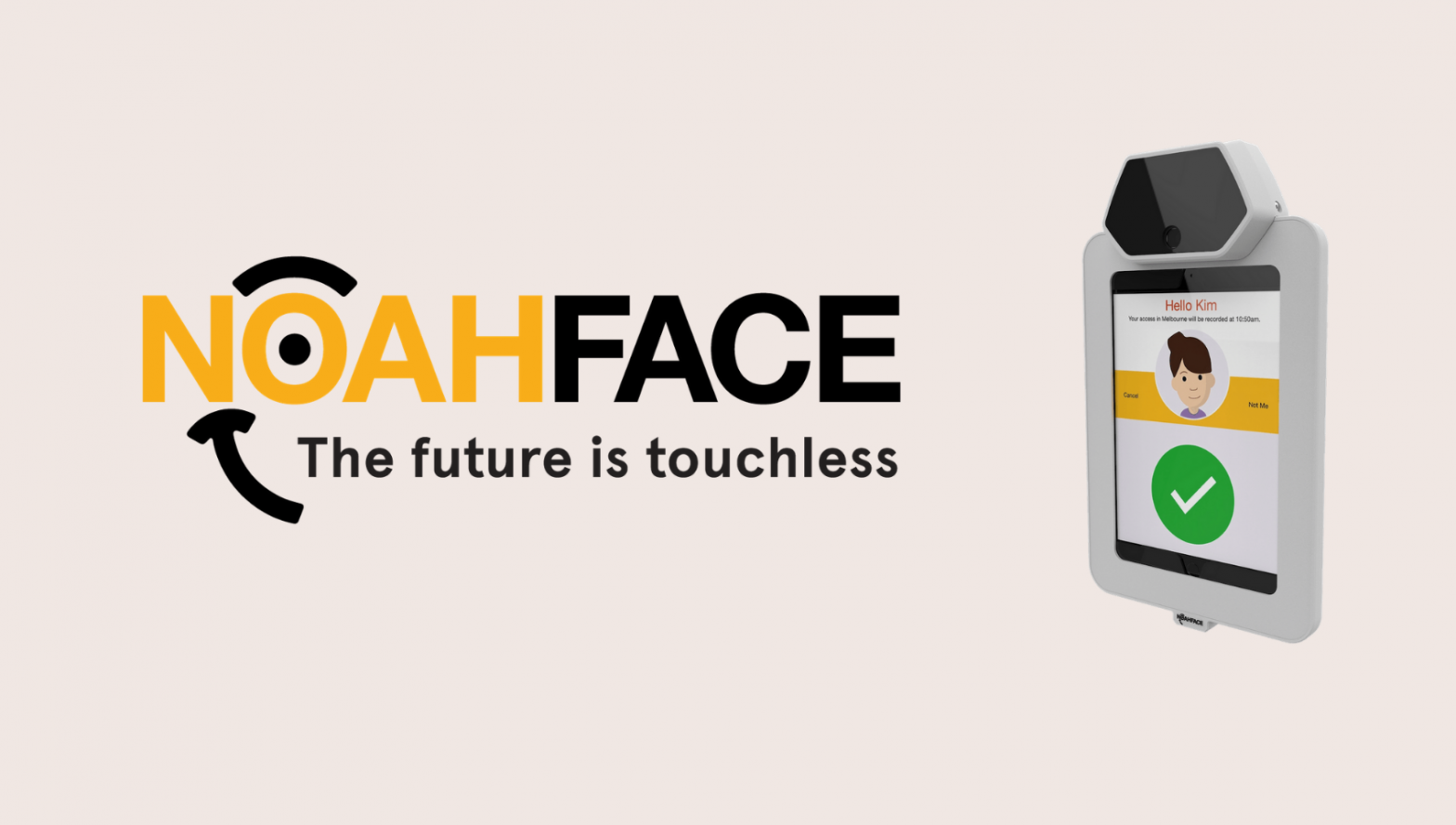 NOAHFACE THERMAL SCREENING KIOSK NOW AVAILABLE!