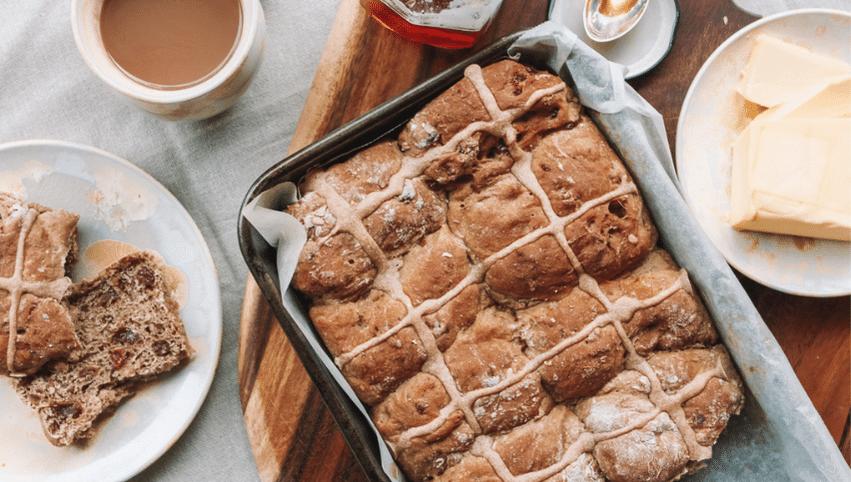 best hot cross bun recipe