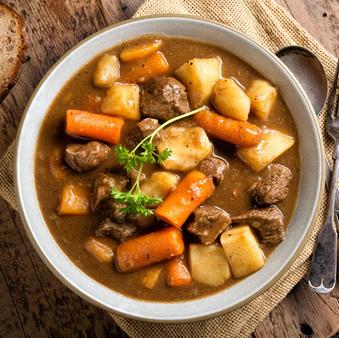 guinness irish stew in 8 steps