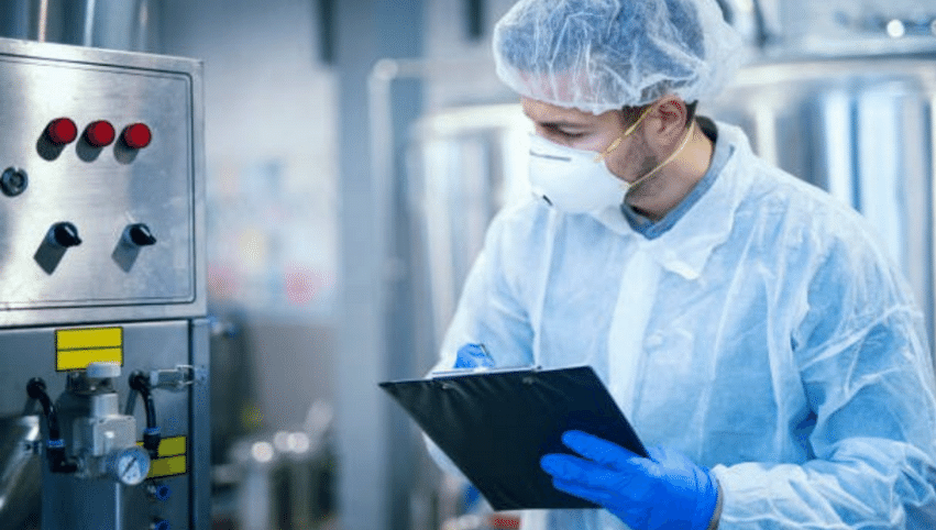 how to implement haccp in the food industry